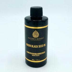 Black Seed Olie